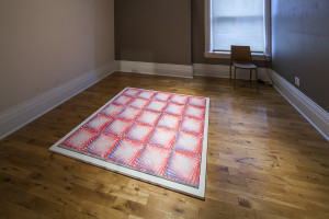 Snowball - Productive Limitations [Red & Blue] 2013 - ::The Annual:: Installation View - Photo by Tom Ridout